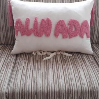 Panç dekor yastık