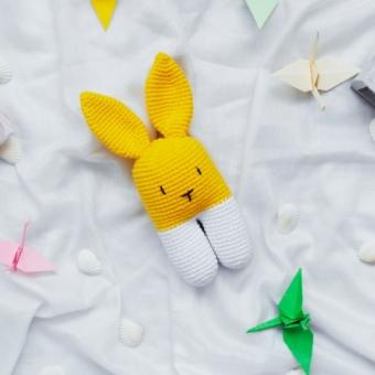 Amigurumi Küçük Tavşan