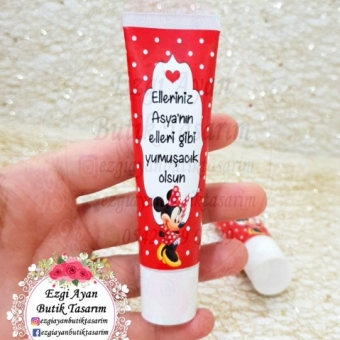 Minnie Mouse Tüp Krem