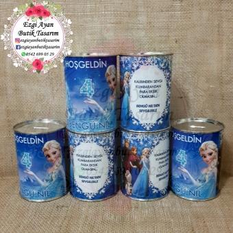 Elsa Temalı Kumbara