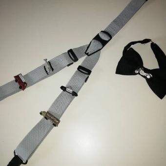 Papyon pantolon askı takımı