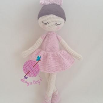 Amigurumi Balerin Kız