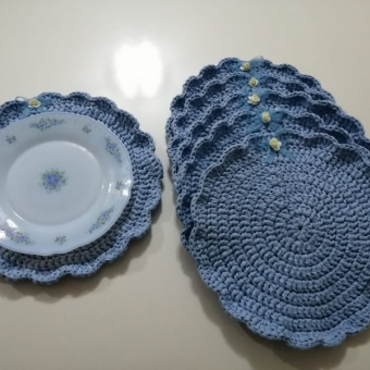 6lı Supla Takımı (Mavi)