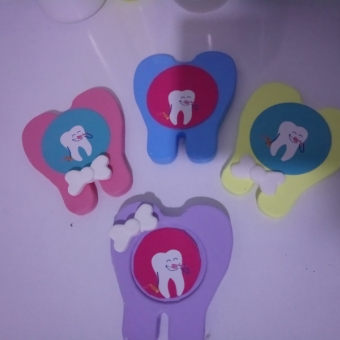 Kokulu Taş Diş Magnet