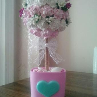 kokulutaş saksılı çiçek
