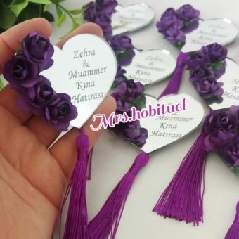 Kına düğün hediyelikleri