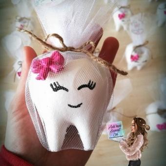 Diş Saksı Pembe Fiyonklu