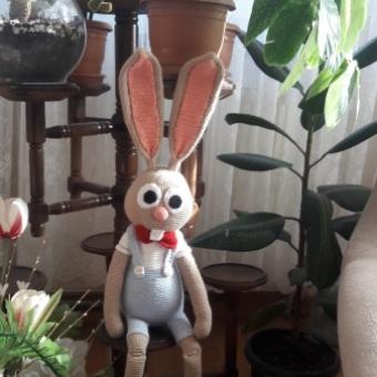 Amigurumi Tavşan Rıfkı