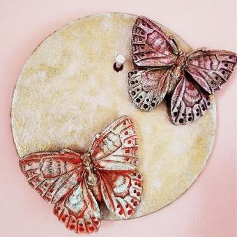 Kelebek Duvar panosu