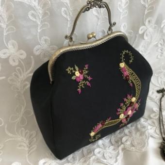 Brezilya nakışlı çanta